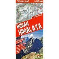 TerraQuest Wandelkaart Indische Himalaya Trekking Map