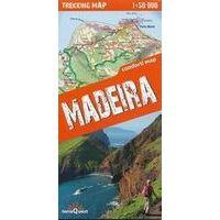 TerraQuest Wandelkaart Madeira