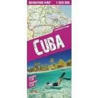TerraQuest Wegenkaart Cuba