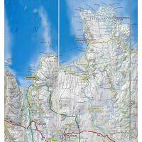 TerraQuest Wegen/wandelkaart IJsland