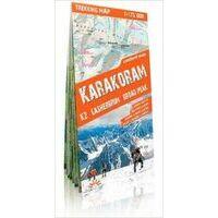 TerraQuest Trekkingmap Karakoram