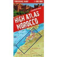 TerraQuest Wandelkaart Marokko & Hoge Atlas