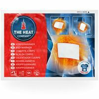The HEAT Company Bodywarmer EASY 12h 1 Stuk