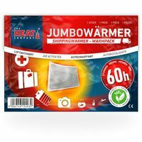 The HEAT Company Jumbowarmer 60h 1 Stuk
