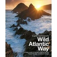 Three Rock Books Exploring Ireland's Wild Atlantic Way