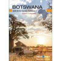Tracks4Africa Botswana Self-Drive Guide