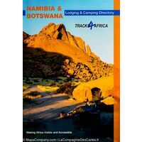 Tracks4Africa Lodging & Camping Namibia And Botswana