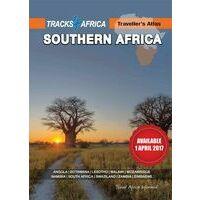 Tracks4Africa Wegenatlas Zuidelijk Afrika