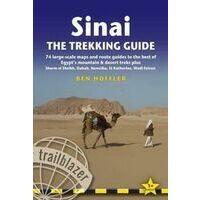 Trailblazer Sinai The Trekking Guide