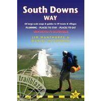 Trailblazer South Downs Way Wandelgids