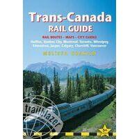 Trailblazer Trans Canada Rail 5e