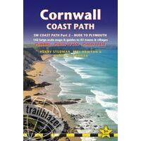 Trailblazer Wandelgids Cornwall Coast Path