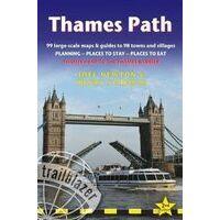 Trailblazer Wandelgids Thames Path National Trail