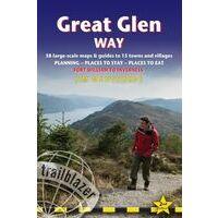 Trailblazer Wandelgids The Great Glen Way