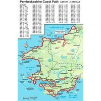 Trailblazer Wandelgids The Pembrokeshire Coast Path