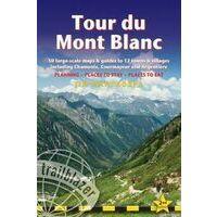 Trailblazer Wandelgids Tour Du Mont Blanc