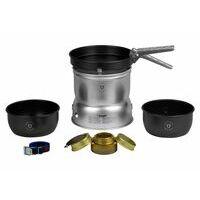 Trangia Ultralight 27-5 Sprititusbrander 2 Pannen + Koekenpan Teflon
