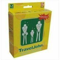 Travel John Traveljohn Braakzakjes 5 Stuks