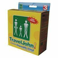 Travel John Traveljohn Plaszakjes 3 Stuks