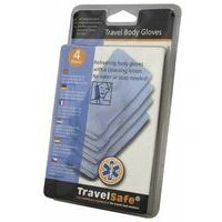 Travelsafe Body Gloves 4 Stuks