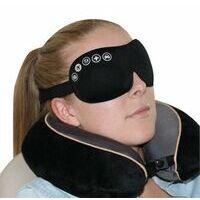 Travelsafe Eyemask & Earplugs Foam Oogmasker + Oordopjes