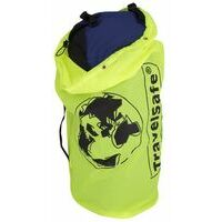 Travelsafe Flight Container Fluor Yellow Transporthoes Rugzak