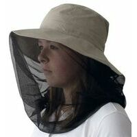 Travelsafe Mosquito Hat Hoofdnet