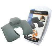 Travelsafe Travel Pillow Opblaasbaar Reiskussen