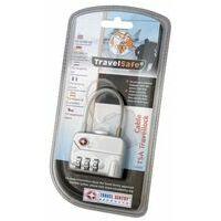 Travelsafe Travelsafe TSA Cijferslot Met Kabel