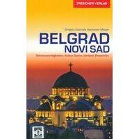 Trek`n Eat Reiseführer Belgrad - Reisgids Belgrado - Novi Sad