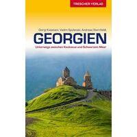 Trescher Verlag Reisgids Georgien - Georgië