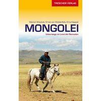Trescher Verlag Mongolei - Reisgids Mongolië