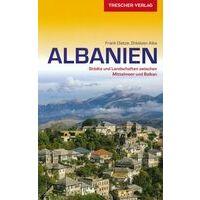 Trescher Verlag Reiseführer Albanien