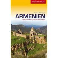 Trescher Verlag Reiseführer Armenien