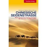 Trescher Verlag Reiseführer Chinesische Seidenstrasse