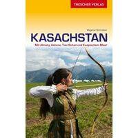 Trescher Verlag Reiseführer Kasachstan