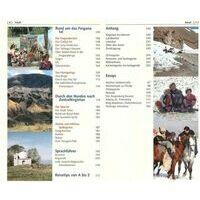 Trescher Verlag Reiseführer Kirgistan - Reisgids Kirgizië