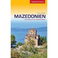 Trescher Verlag Reiseführer Mazedonien