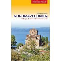 Trescher Verlag Reisgids NordMazadonien - Noord-Macedonië