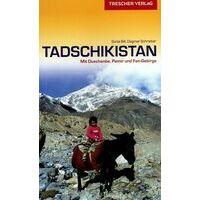 Trescher Verlag Reisefuhrer Tadschikistan - Tadjikistan