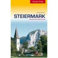 Trescher Verlag Reiseführer Steiermark