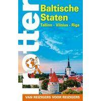 Trotter Reisgids Baltische Staten