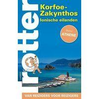Trotter Reisgids Corfu - Zakynthos - Ionische Eilanden