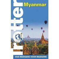 Trotter Reisgids Myanmar
