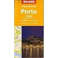 Turinta Porto, Gaia Stadsplattegrond