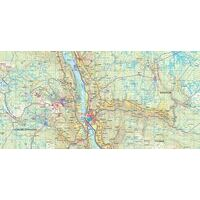 Nordeca Turkart Wandelkaart 2691 Sunnmorsalpane West