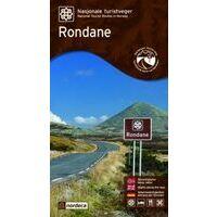 Nordeca Toeristische Wegenkaart 10 Rondane