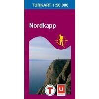 Nordeca Turkart Wandelkaart 2213 Nordkapp