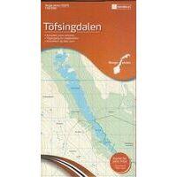 Nordeca Wandelkaart 10075 Töfsingdalen