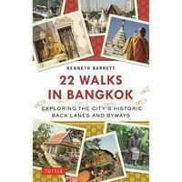 Tuttle 22 Walks In Bangkok